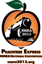 NMRA 2013 Convention Logo