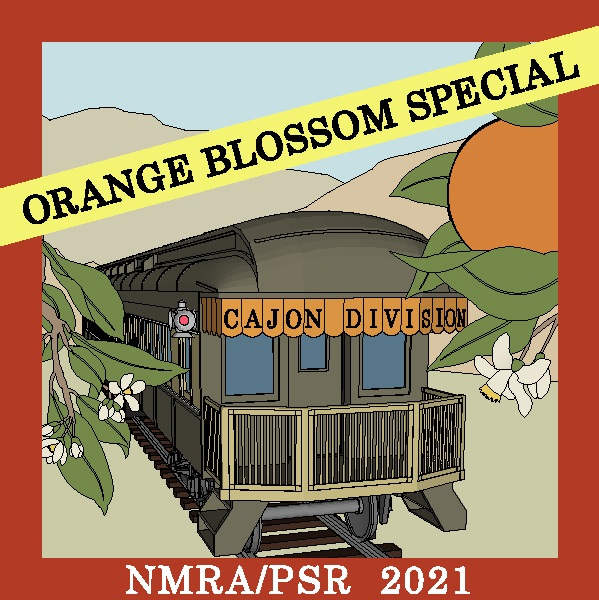 PSR 2021 Orange Blossom Convention